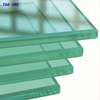 China Factory Supply Good Quality 2-10mm Transparent Colorless Clear Float Glass Price