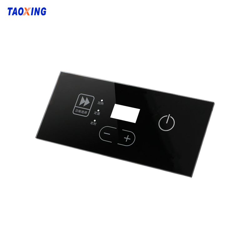 2mm 3mm 4mm ultra thin laser cut tempered glass panel
