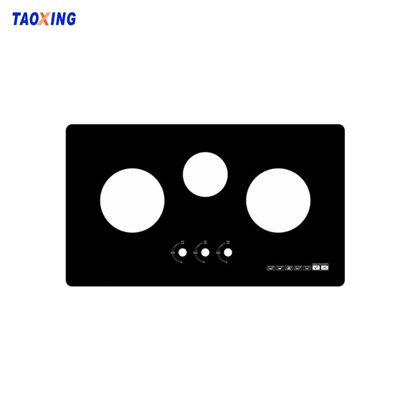 Customized High Quality Tempered Glass Cooktop Covers
