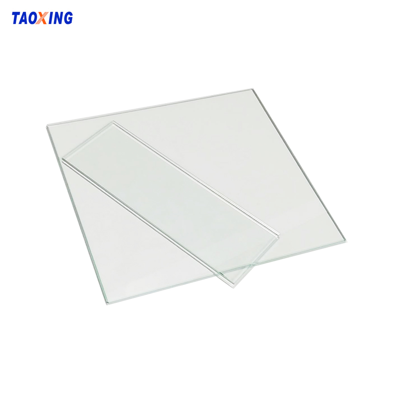 1mm-10mm Thick Clear Float Glass Manufacturers In China