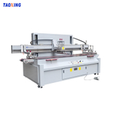 Vertical Flatbed High Precision Automatic Glass Printing Machine