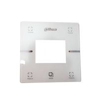Scratch Resistant Touch Switch Tempered Glass Switch Panel